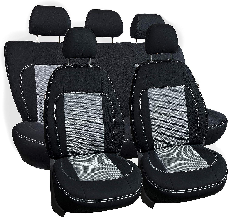 EJP Massgefertigter Autositzbezug F/ür 80 B4 Sitzbez/üge im Design VIP-1