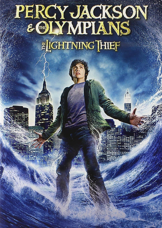 Amazoncom Percy Jackson  The Olympians The Lightning Thief
