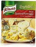 Knorr Spaghetteria Quattro Formaggi Soße 250 ml