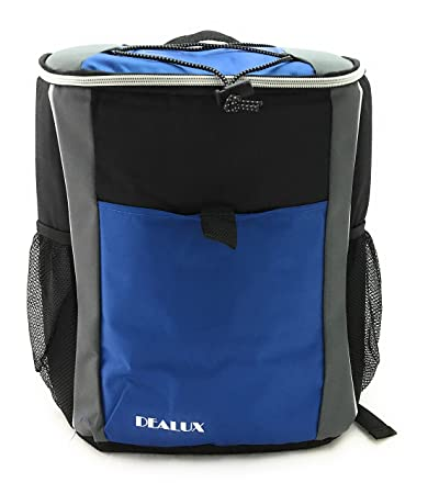 vendita calda online 7f96f ee8b6 Zaino Termico BackPack Blu Dealux 19 litri