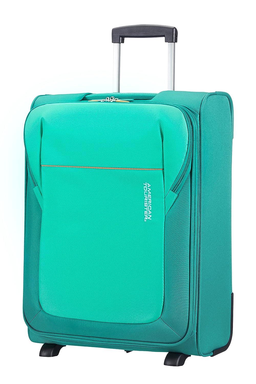 American Tourister San Francisco upright equipaje de cabina turquesa aqua green S