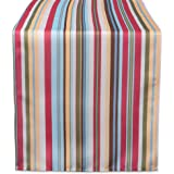 DII 100% Accesorios, Raya (Summer Stripe), Table Runner 14x108, 1, 1