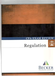 Becker cpa exam review financial version 10 2013 amazon books cpa exam review regulation v 10 2013 copy fandeluxe Choice Image