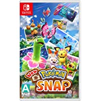 New Pokémon Snap - Standard Edition - Nintendo Switch
