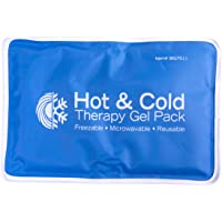 "Hot & Cold Reusable Gel Pack, 7.5"" x 11"""