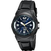 CASIO Men's MW600F-2AV Sport Watch with Black Band