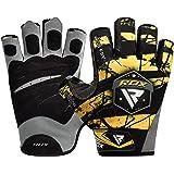 RDX Fitness Handschuhe Gewichtheben Sport Trainingshandschuhe Gym Bodybuilding Workout Gloves