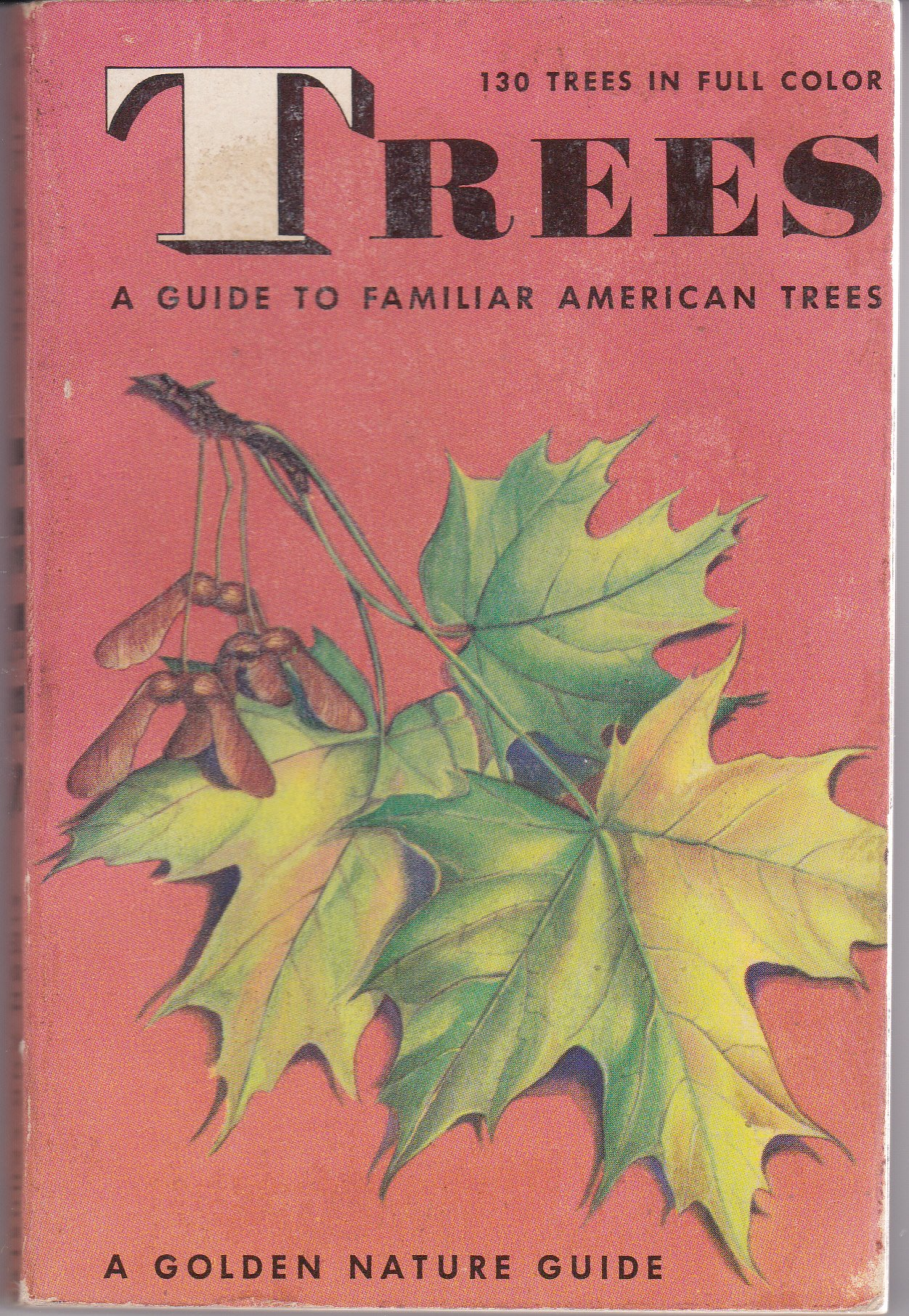 Trees a Guide to Familiar American Trees (A GOLDEN NATURE GUIDE): Herbert  S. Zim, Alexander C. Martin: Amazon.com: Books
