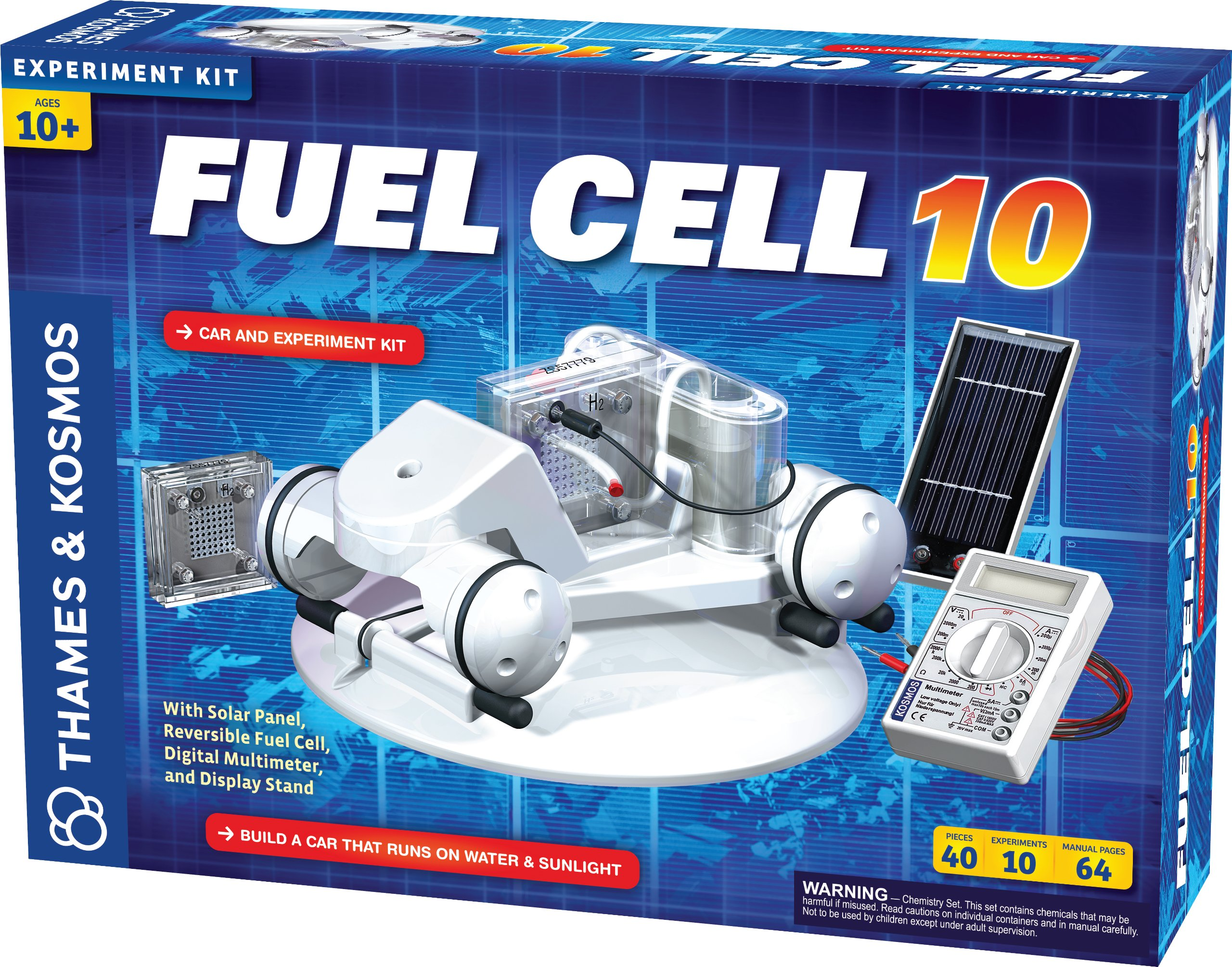 Thames & Kosmos Alternative Energy and Environmental Science Fuel Cell 10 by Thames & Kosmos (Image #8)