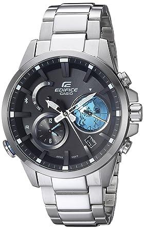 23d69fed2e54 Amazon.com  Casio Men s Edifice Connected Quartz Watch with ...