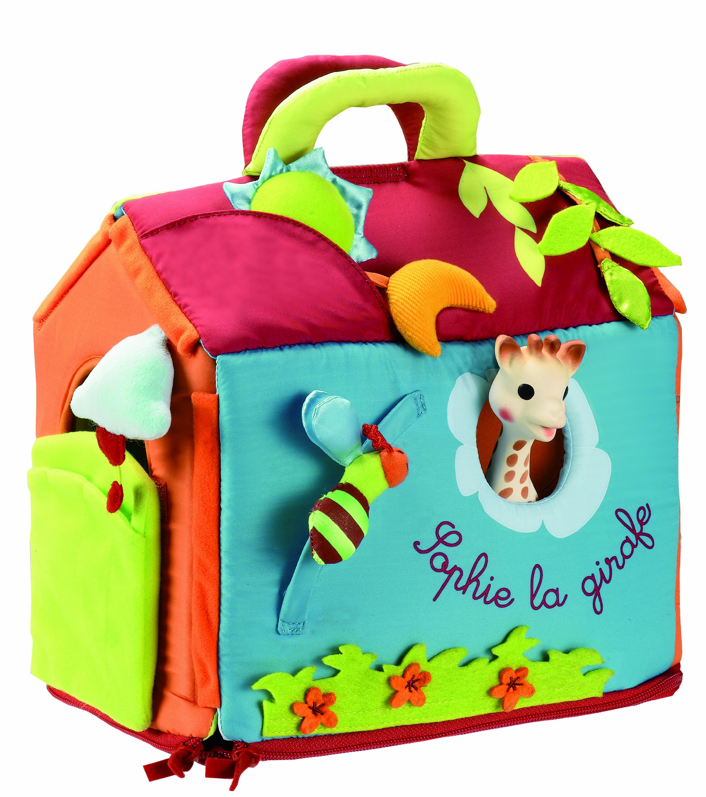 Vulli Sophie Giraffe House (Includes Sophie) by Vulli