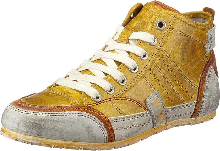 Yellow Cab COMMAND M Leder Stiefel Herren Kurzschaft Boots
