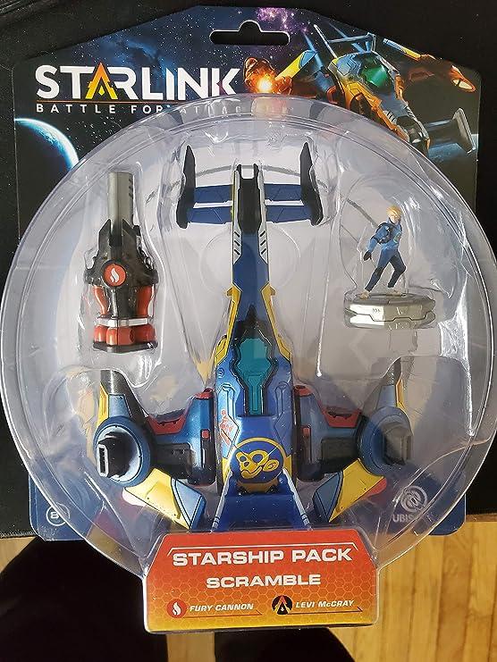 Starlink: Batalla para Atlas – Scramble Starship Pack (tienda exclusiva) – no específica para máquina: Amazon.es: Electrónica