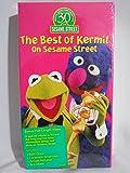Sesame Street - The Best of Kermit on Sesame Street [VHS]
