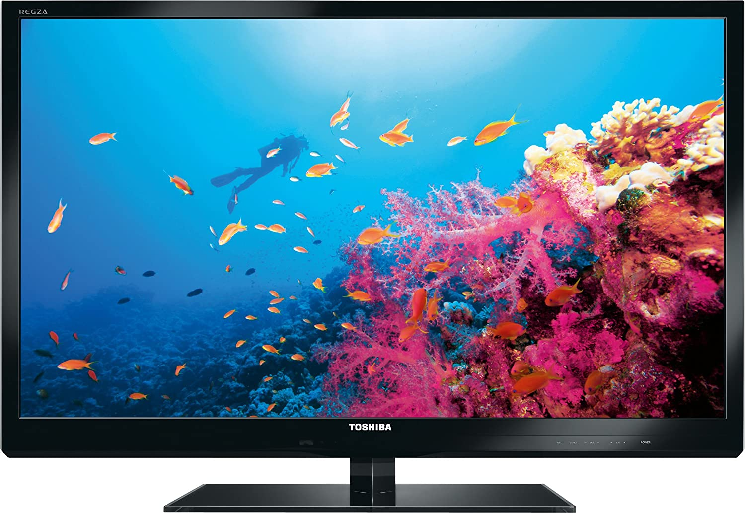 Toshiba 37 SL 833 G - Televisor LED Full HD 37 pulgadas: Amazon.es: Electrónica