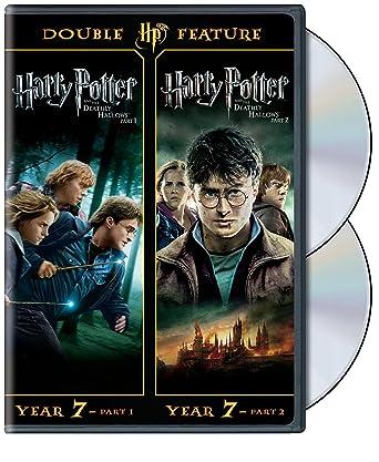 Harry Potter: Year 7 [Reino Unido] [DVD]: Amazon.es: Cine y Series TV