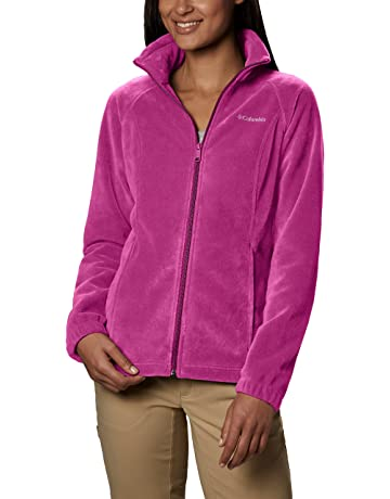 0c09973f325 Columbia Women s Benton Springs Full Zip Jacket