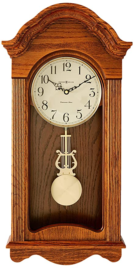 Amazon Com Howard Miller 625 467 Jayla Wall Clock By Home Kitchen