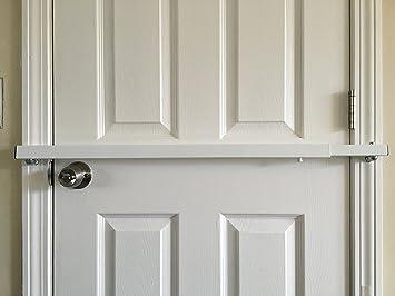 Amazon.com Door Bar Pro Model 36 Steel Door Security Bar For 36 Inch Wide Inswing Doors Home Improvement & Amazon.com: Door Bar Pro Model 36 Steel Door Security Bar For 36 ...