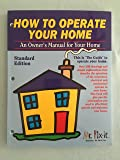 How To Operate Your Home (Standard Edition)