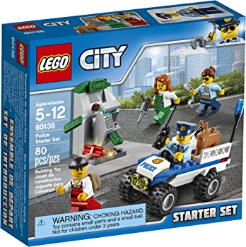 Lego City Police Police Starter Set Building Kit