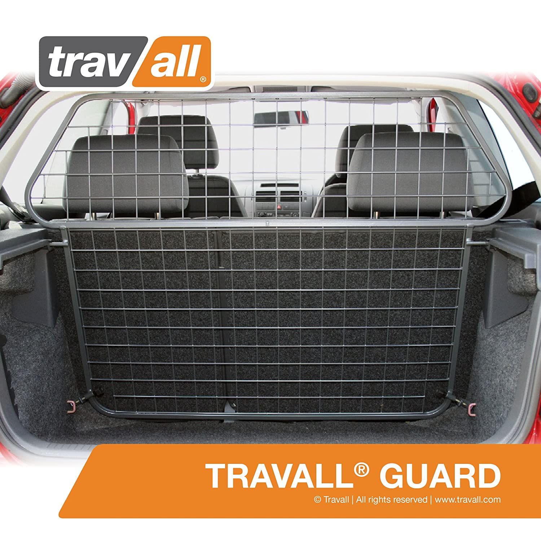 Travall® Guard Hundegitter TDG0385 – Maßgeschneidertes Trenngitter in Original Qualität