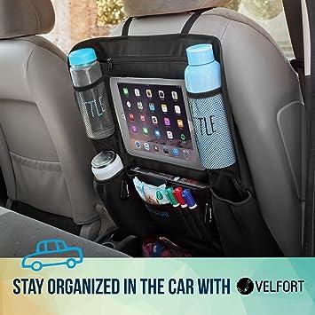 Amazon.com: Car Back Seat Organizer for Kids - New X-large Holder ...