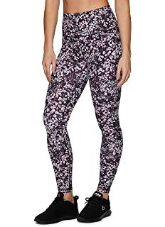 RBX Active Women/'s Ankle Full Length Printed Athletic Running Workout Yoga Leggings