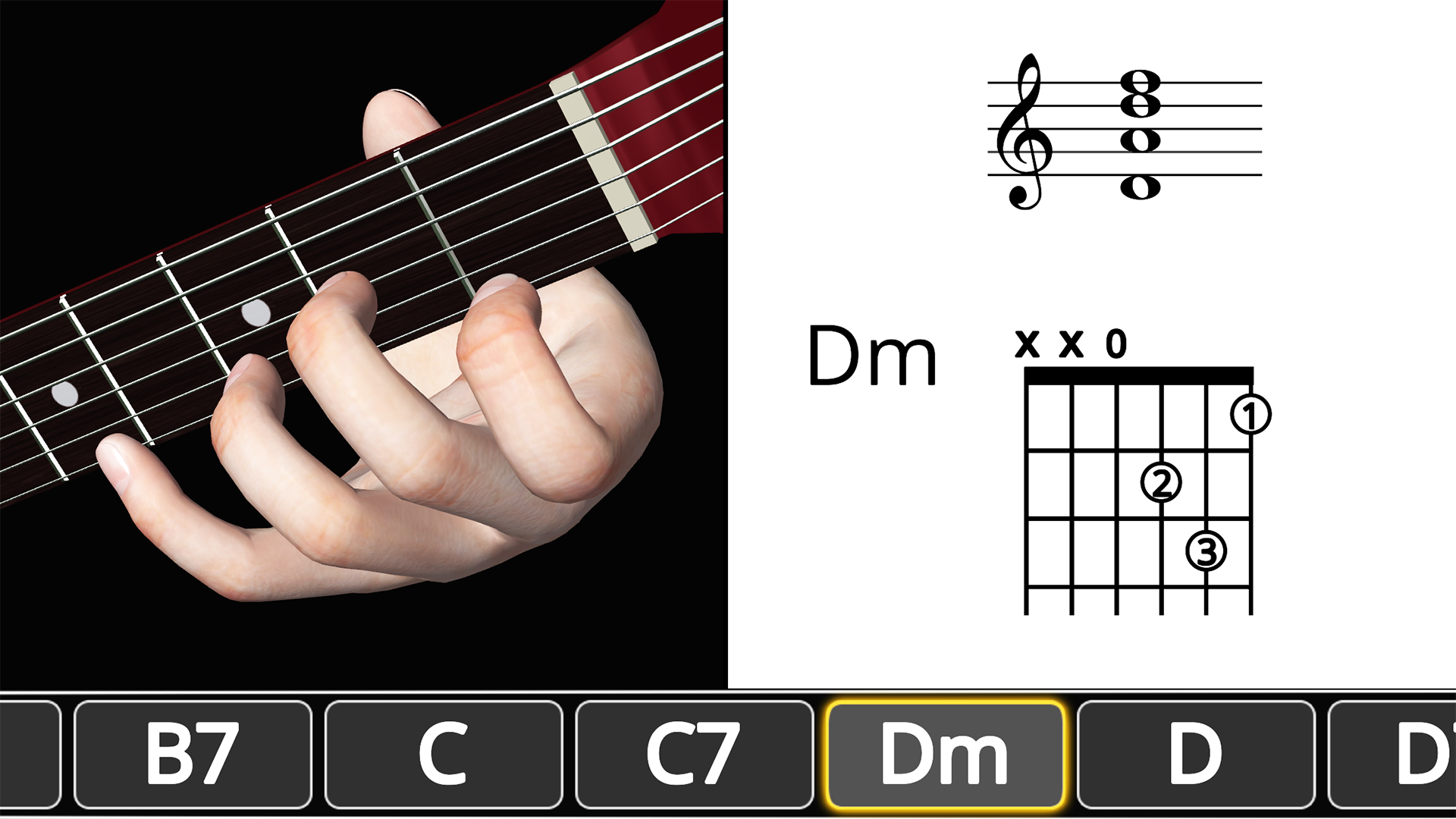 Basic Guitar Chords 3D: Amazon.es: Appstore para Android