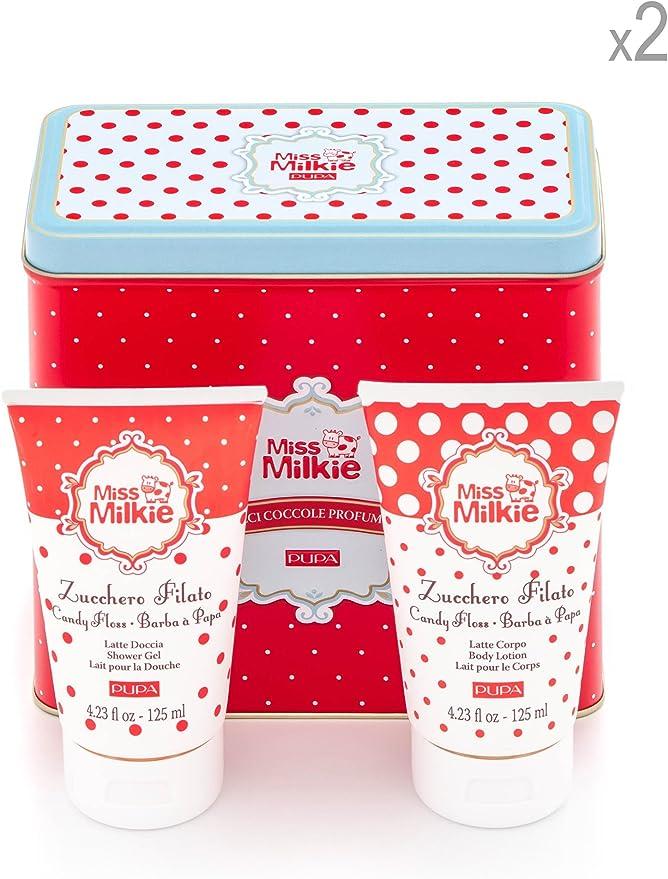 Pupa Set 2 Kit Vintage Algodón de Azúcar: Amazon.es: Belleza