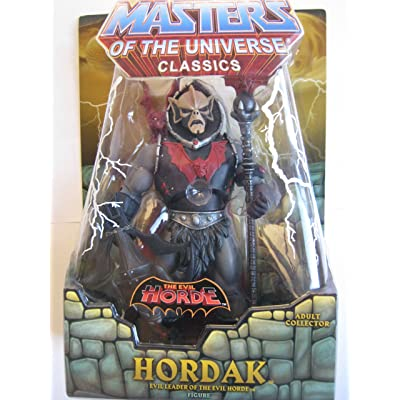 He-Man Masters of the Universe Classics Exclusive Action Figure Hordak: Toys & Games