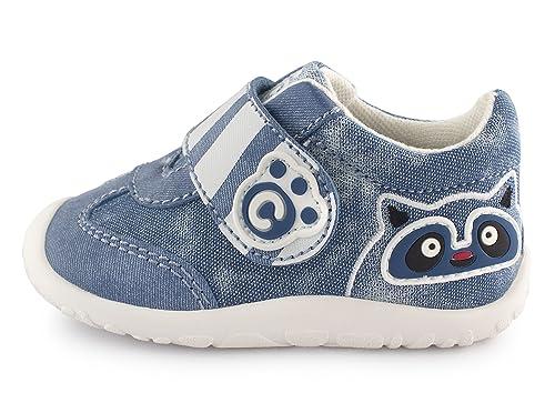 Cartoonimals Zapatos para Niños Niñito Niño Bebé Suela de Goma Raccoon Suela de Goma: Amazon.es: Zapatos y complementos