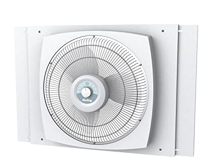 Exceptionnel Air King 9155 Storm Guard Window Fan, 16 Inch