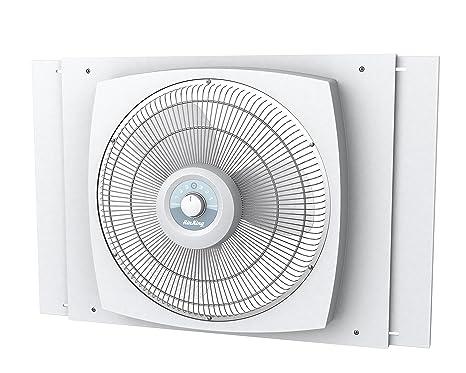 Amazon.com: Air King 9155 Storm Guard Window Fan, 16 Inch: Home U0026 Kitchen