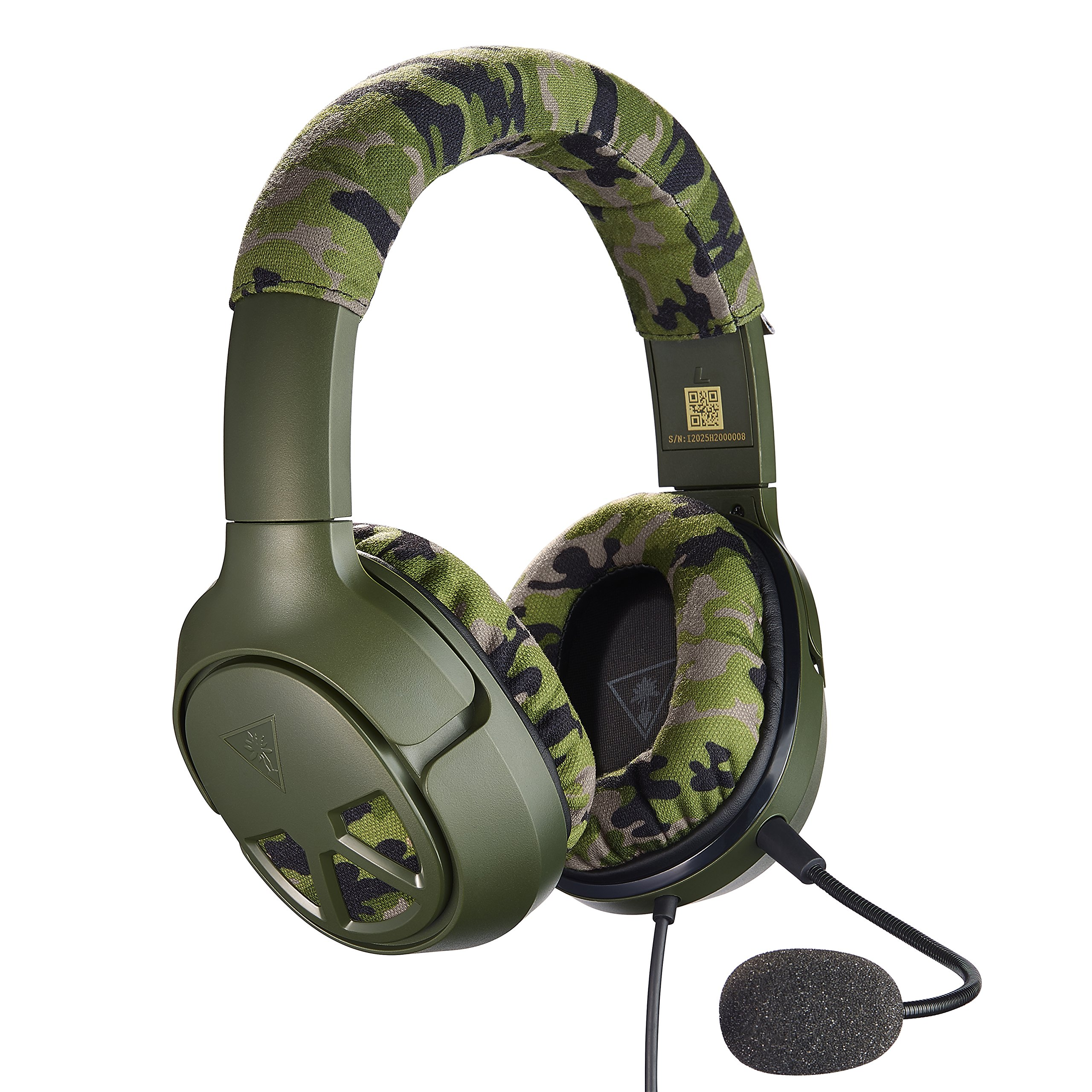Auriculares Gamer : Turtle Beach Recon Camo Multiplatform P