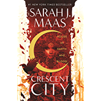 House of Earth and Blood (Crescent City Book 1) book cover