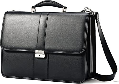 Amazon.com: Samsonite - Funda de piel con tapa, Negro ...