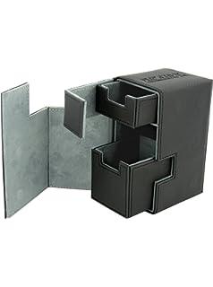 Ka Card Deck Storage Docsmagic.de Premium Magnetic Tray Long Box Black Small