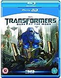 Transformers 3: Dark of the Mo [Reino Unido] [Blu-ray]