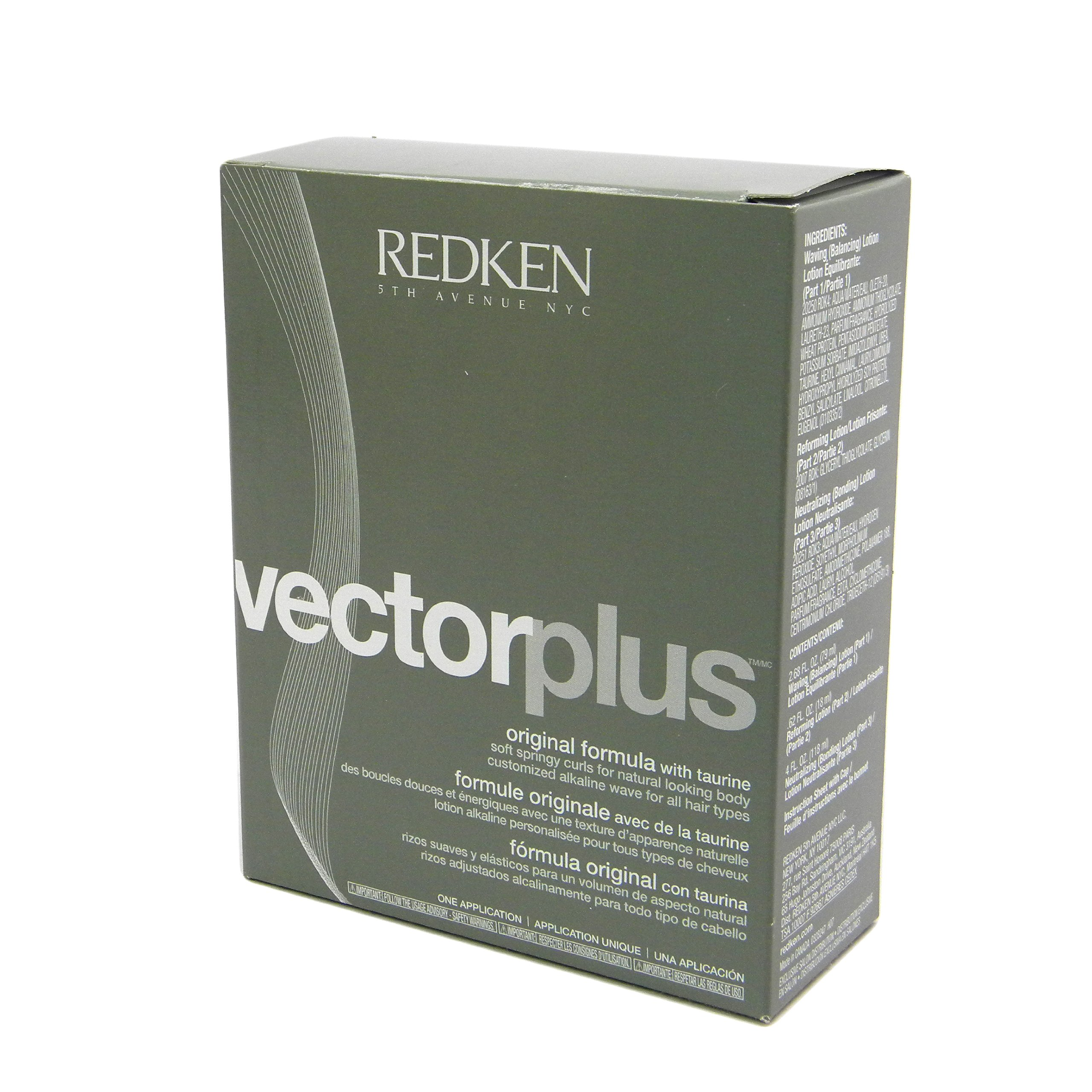 Redken Vector Plus Perm Kit