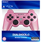 PS3 DualShock3 Controller - Pink - Standard Edition