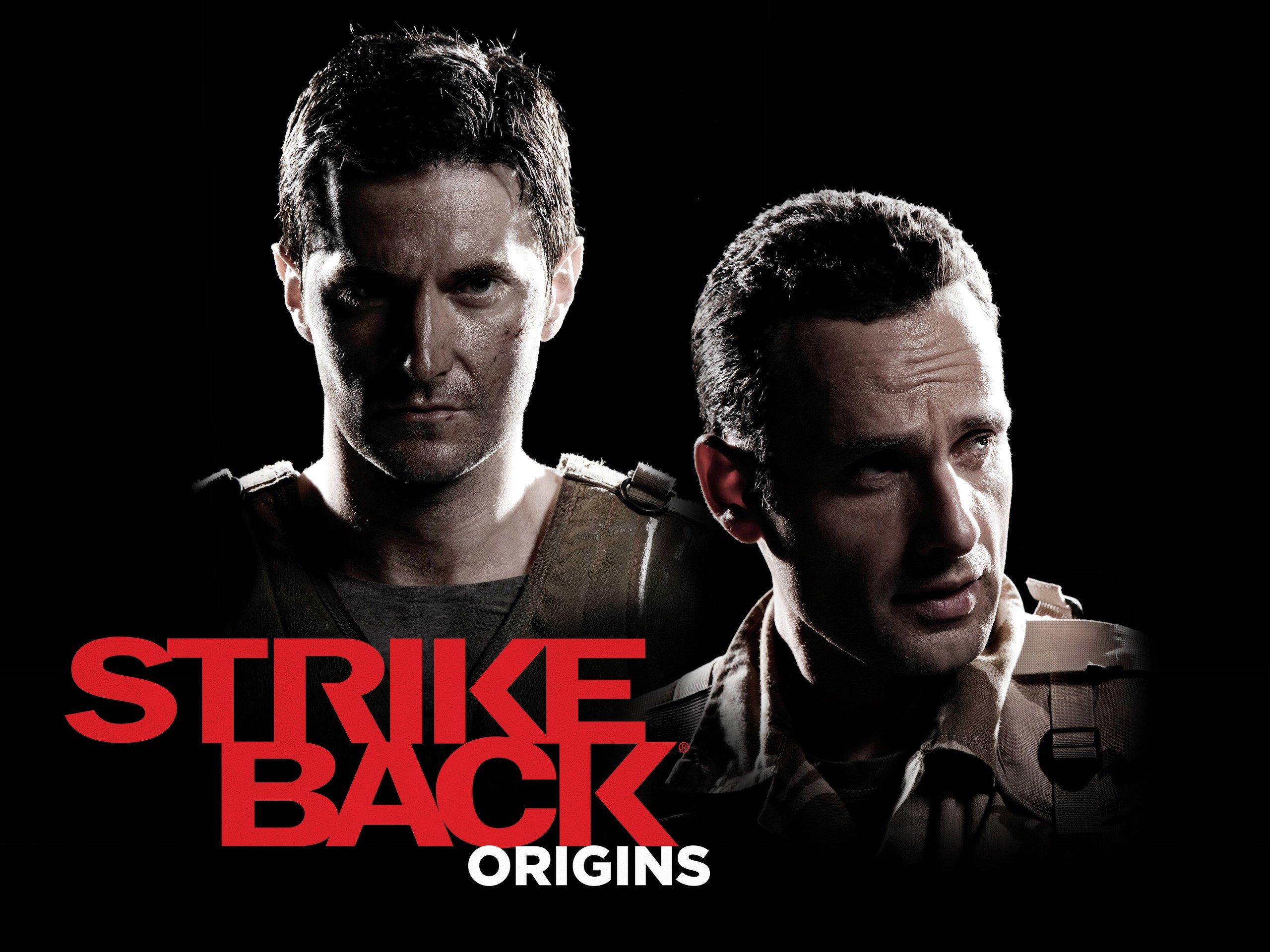 Strike back: Origins S01
