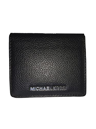 54c802ab837e Image Unavailable. Image not available for. Color  Michael Kors Bedford  Leather Card Holder ...