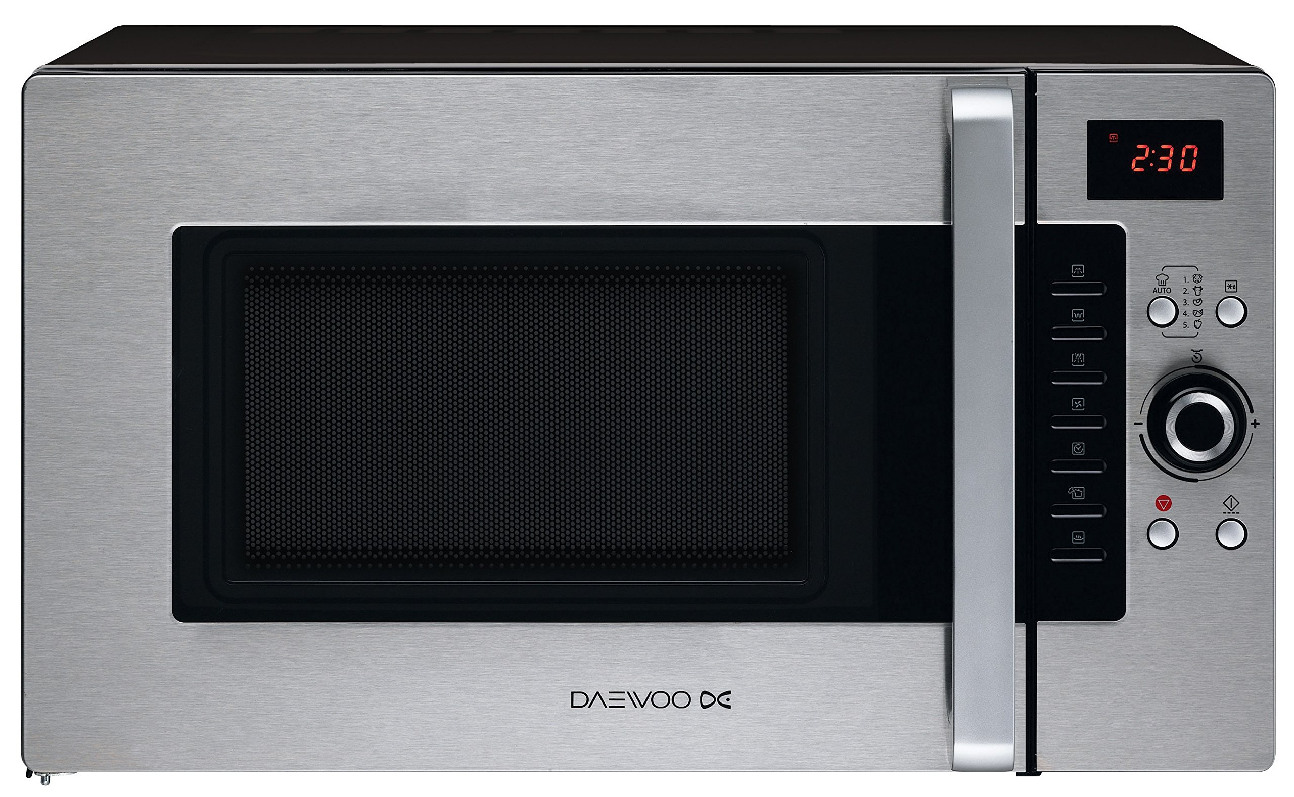 Daewoo KOC-9Q4DS Convection Microwave Oven 1.0 Cu. Ft., 900W | Stainless Steel by Daewoo