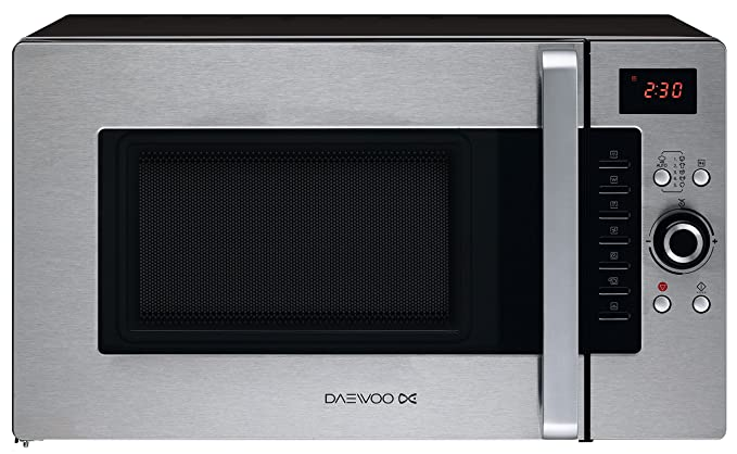 cc87ee5ee8a Amazon.com  Daewoo KOC-9Q4DS Convection Microwave Oven 1.0 Cu. Ft ...