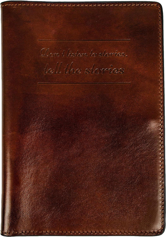 Time Resistance Leather Travel Wallet Organizer Passport Holder Family Travel Document Holder Black