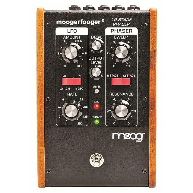 エフェクター画像 Moog MF-103 12-Stage Phaser