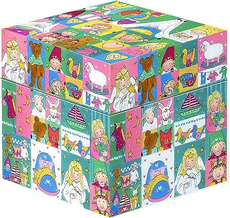 Gnomys Diaries Bienvenido Bebe Set de Cajas, Cartón, Multicolor ...