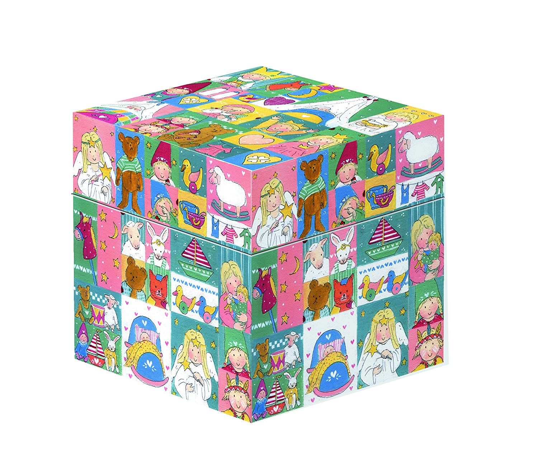 Gnomys Diaries Bienvenido Bebe Set de Cajas, Cartón, 13x13x13 cm, 3 Unidades: Amazon.es: Hogar