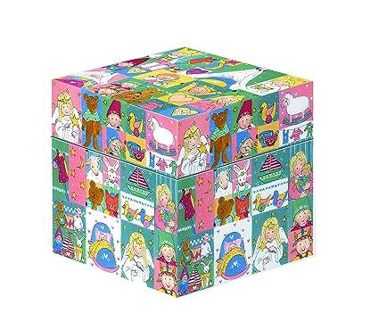 Gnomys Diaries Bienvenido Bebe Set de Cajas, Cartón, 13x13x13 cm, 3 Unidades